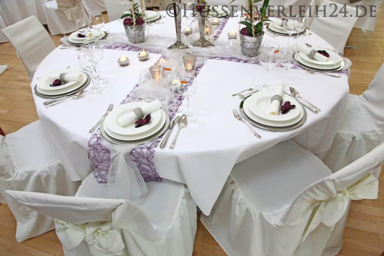 Hochzeit Dekorieren Stuhlhussen Mieten Vermietung Von Hussen Fur