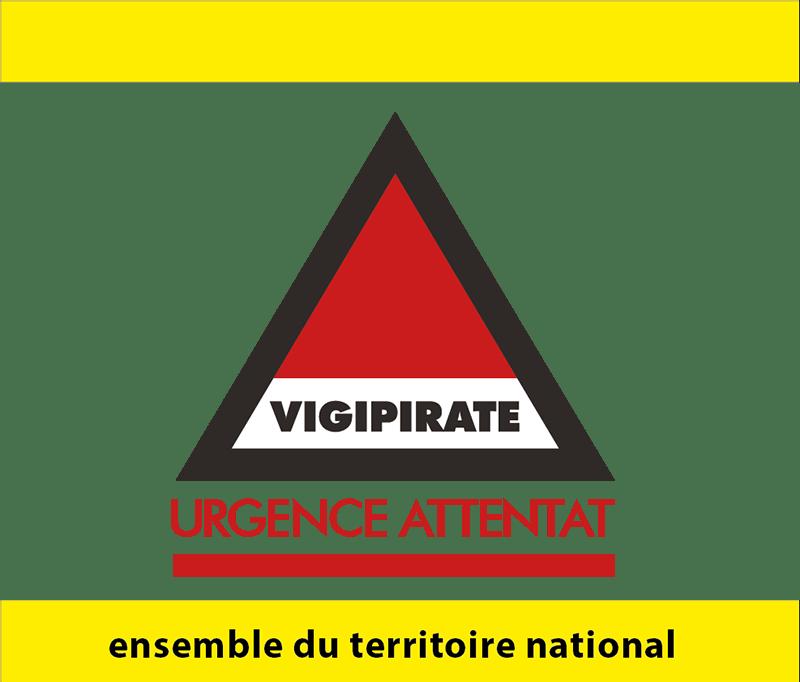 Vigipirate porté au niveau « Urgence attentat »