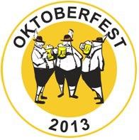 お台場オクトーバーフェスト 2013のロゴ
