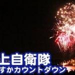 2015年12月31日(木)よこすかカウントダウン2016 / 横須賀市・ヴェルニー公園