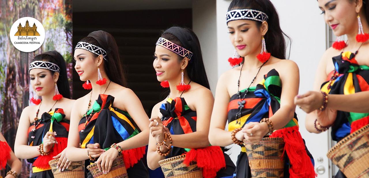 カンボジアフェスティバル2020のフライヤー1