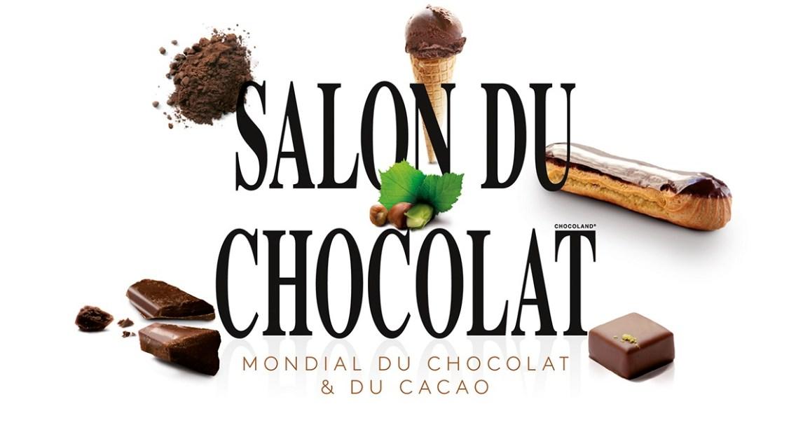 サロン・デュ・ショコラ 2020のフライヤー