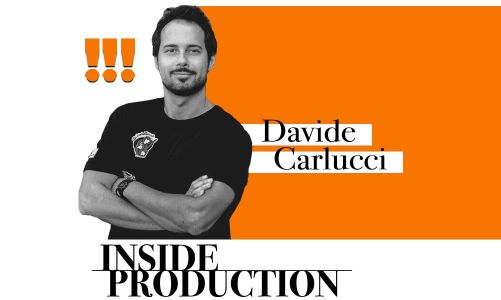 Inside Production con Davide Carlucci – Hairstylist