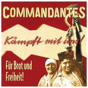 groupe commandantes album fuer-brot-freiheit