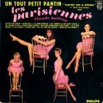 les parisiennes - un tout petit pantin - recto