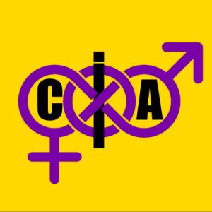 logo collectif intersexes et allié-e-s