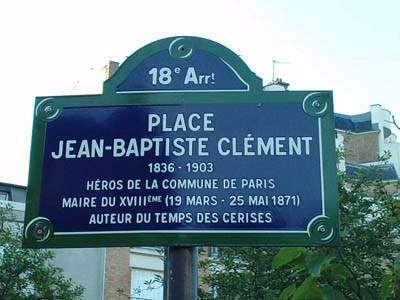 plaque place jean baptiste clément
