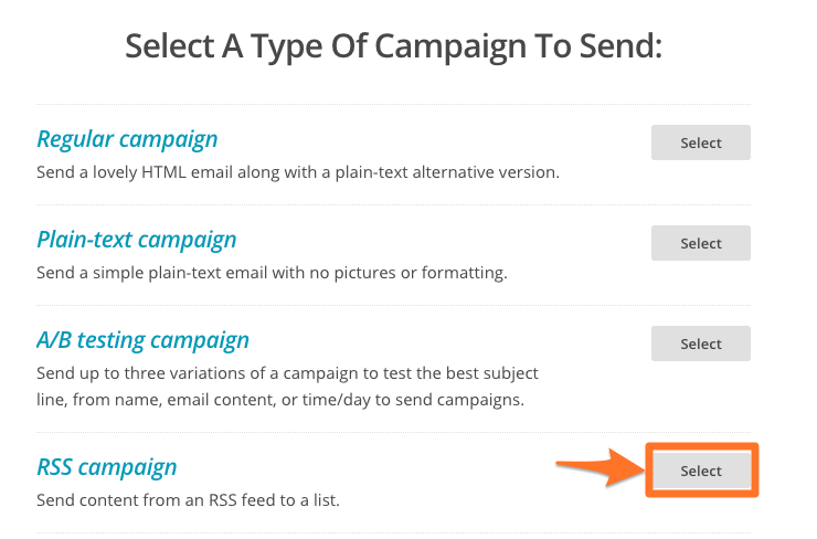 mailchimp-rss-campaign-event-newsletter-1
