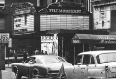 Front of the Fillmore East