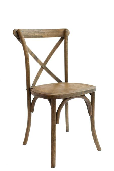 Crossback chair rental Eugene Oregon