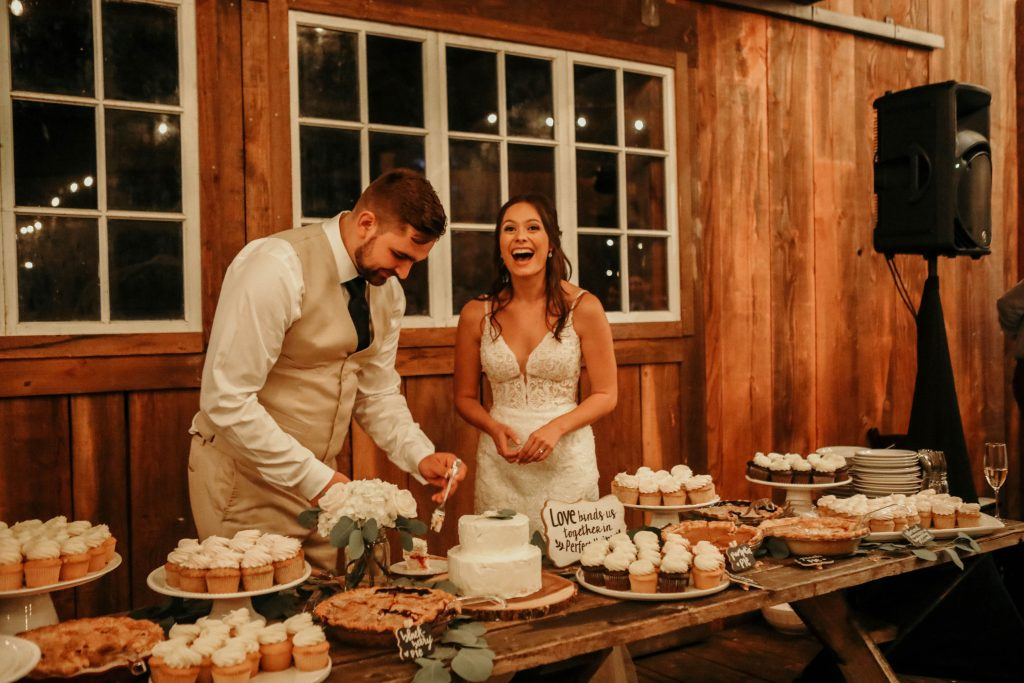 Jasper House Farm Wedding