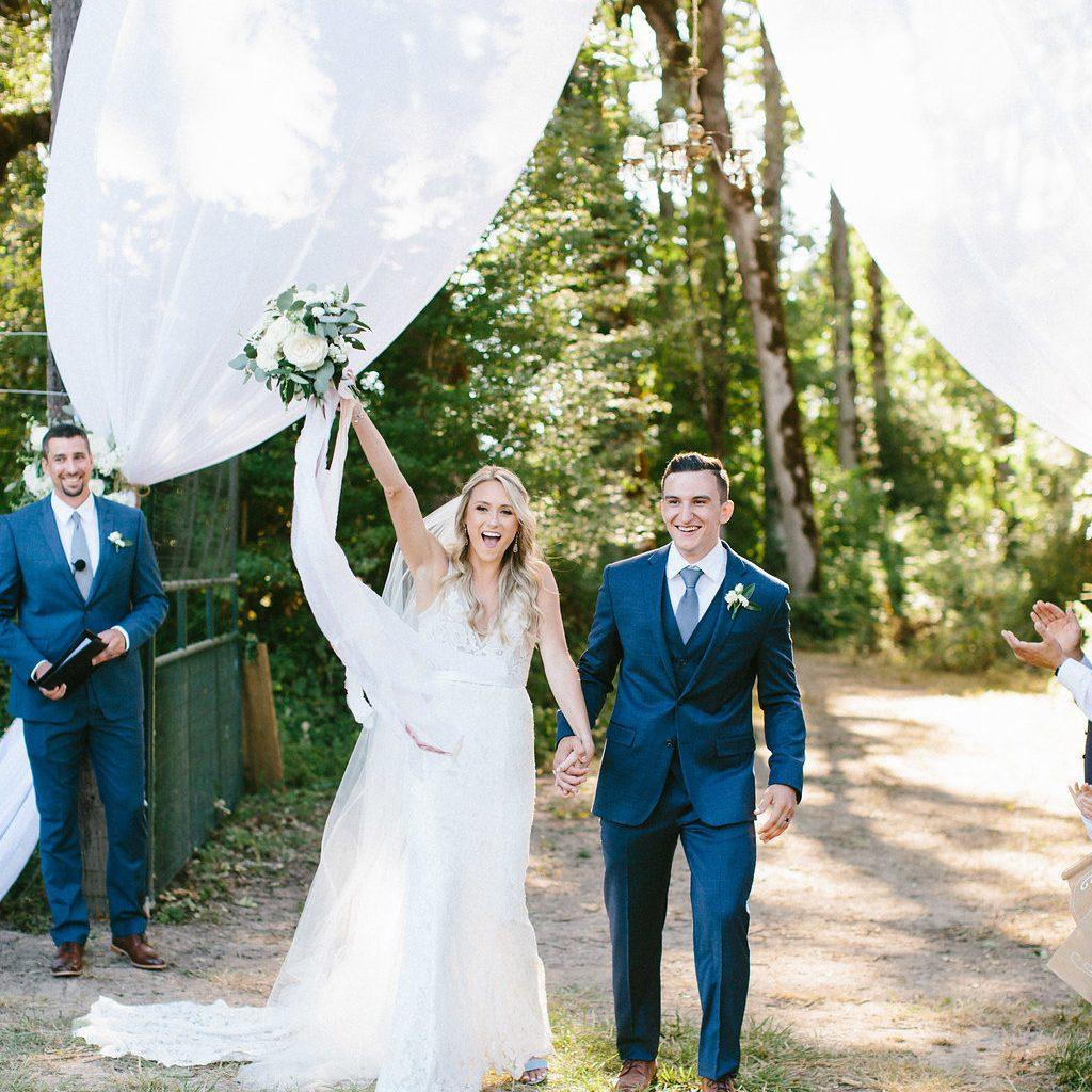 Cornelius Orchard & Farm Wedding