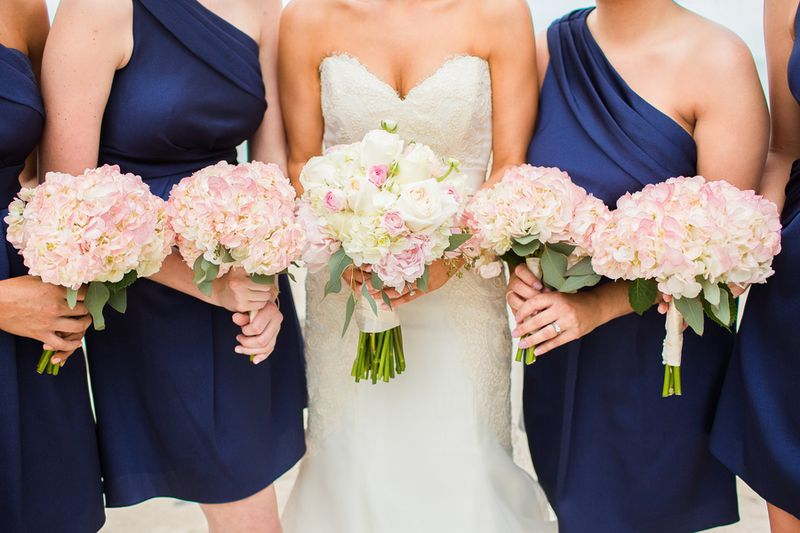 Blush Pink Wedding Color Combination Ideas  Dream