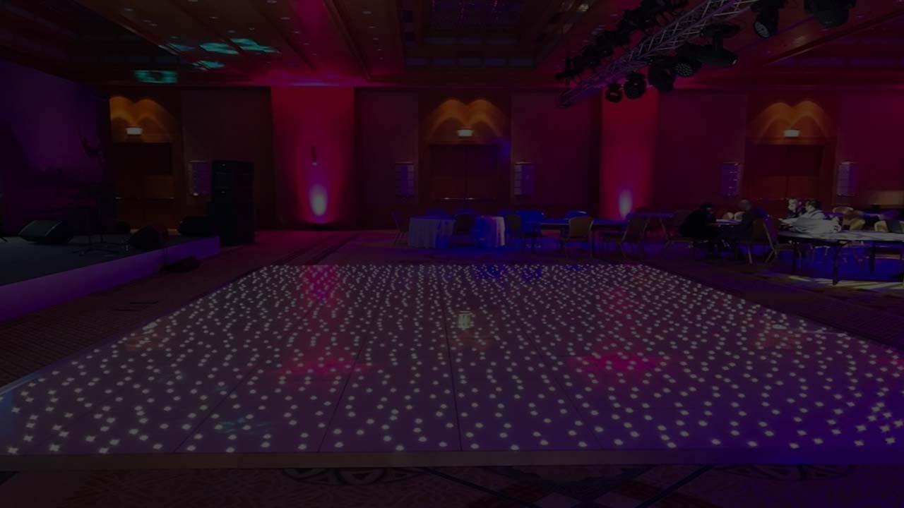 led dance floor rental dubai a d any