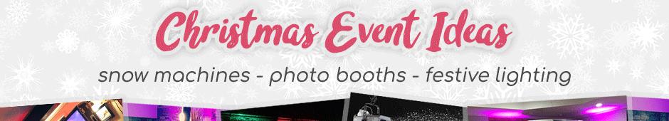 Christmas Event Ideas