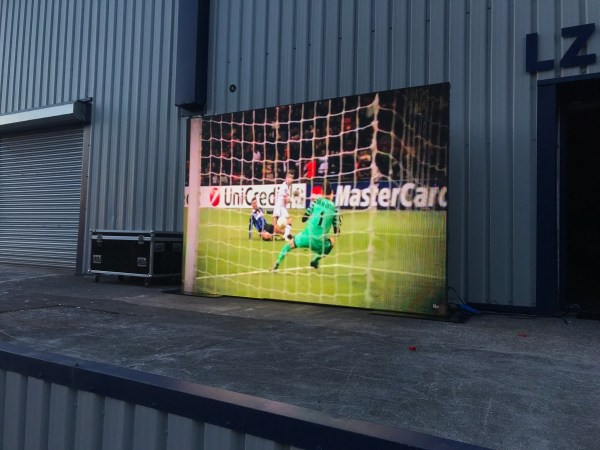 3m x 2m LED Screen Hire from Eventech UK