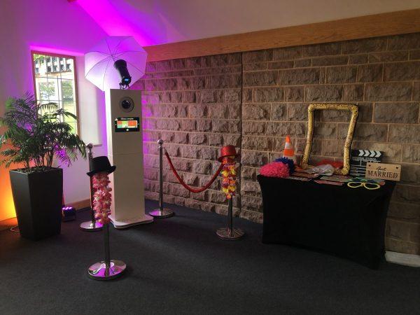 Selfie Tower Hire from Eventech UK