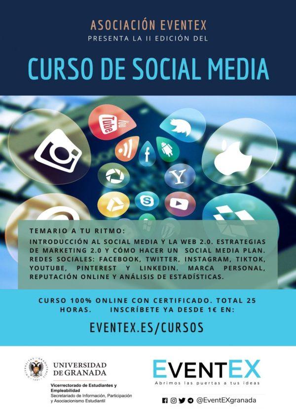 Curso de Social Media EventEX