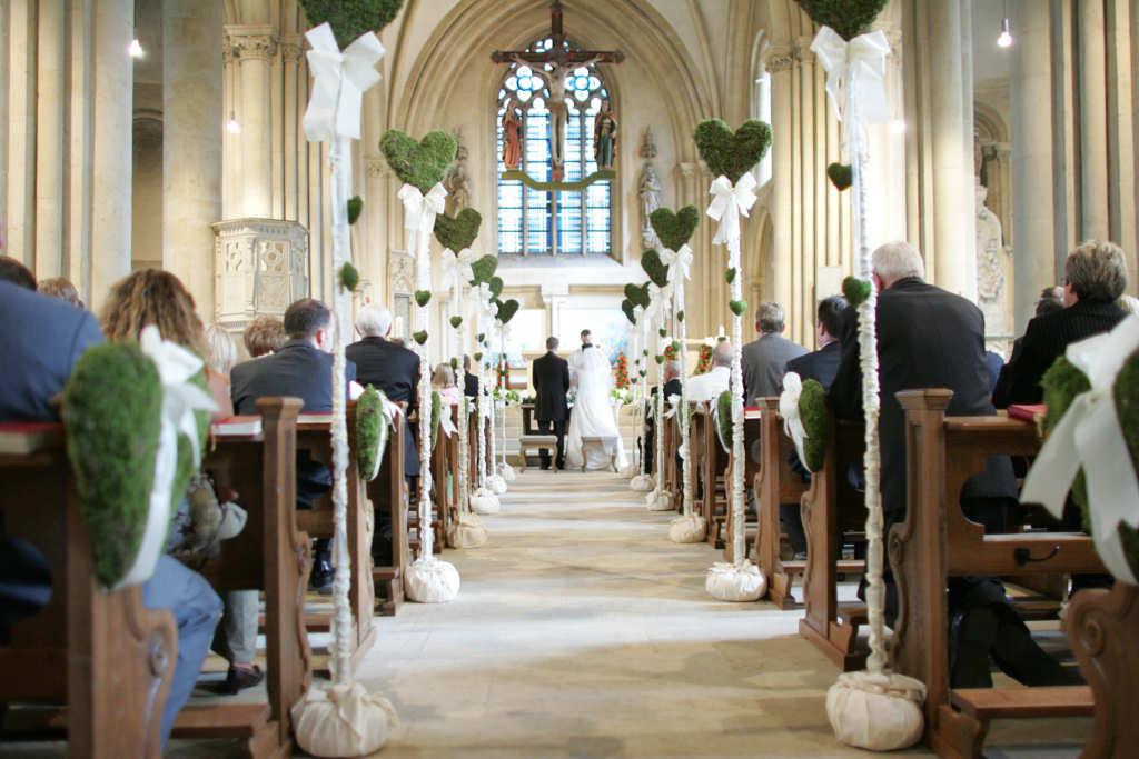 Kirchendeko Hochzeit Selber Machen