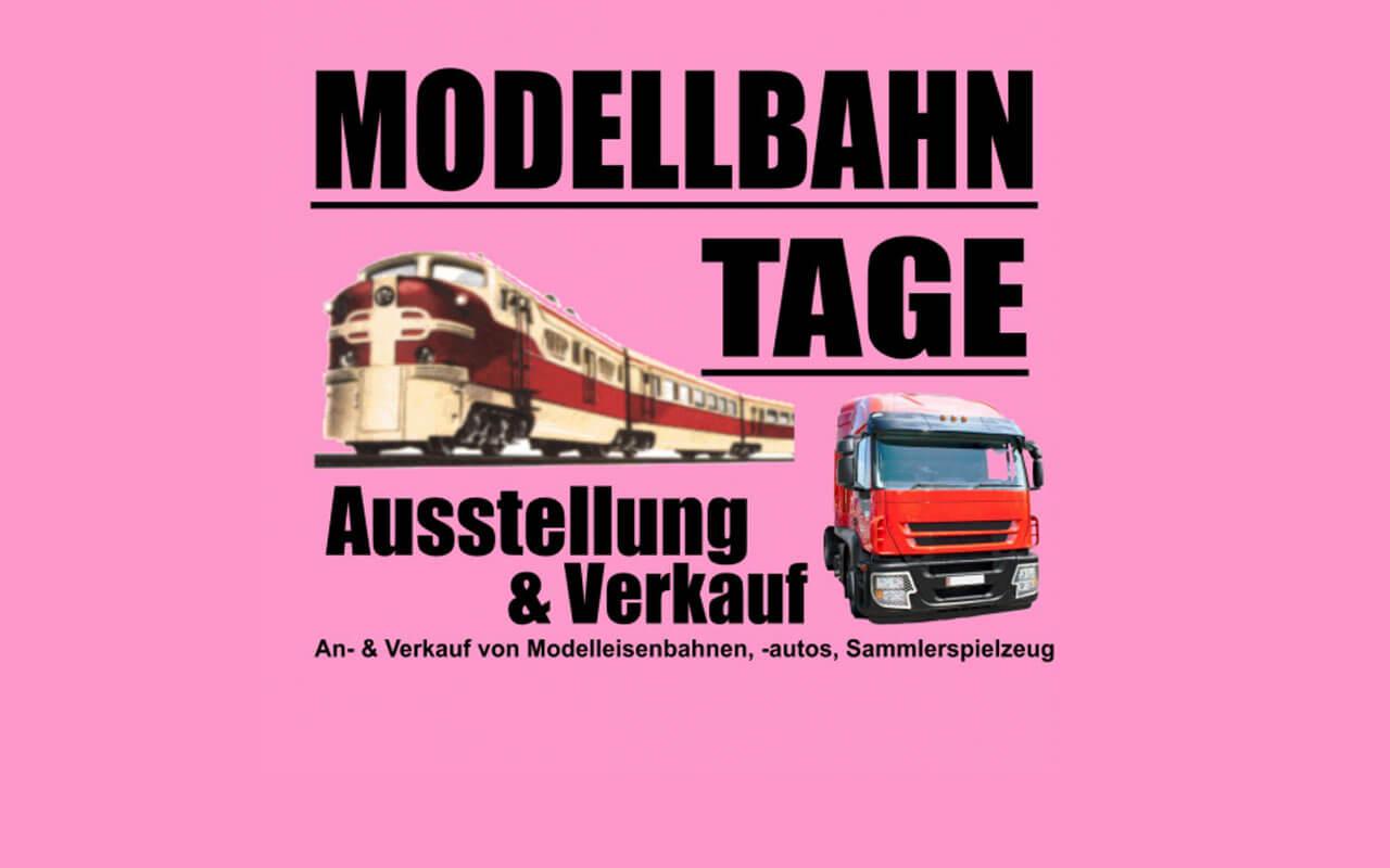 Event Forum Castrop - Märkte - Modellbahntage