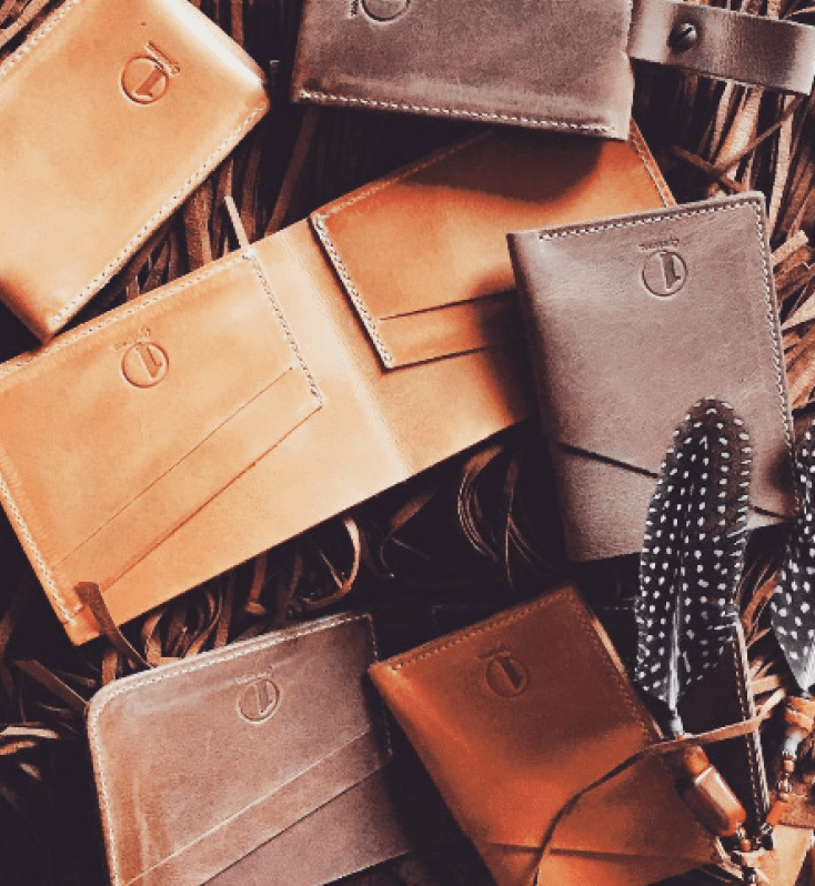 leather branding one experience