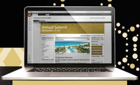Eventfully Angela | Corporate Event Management: Event websites