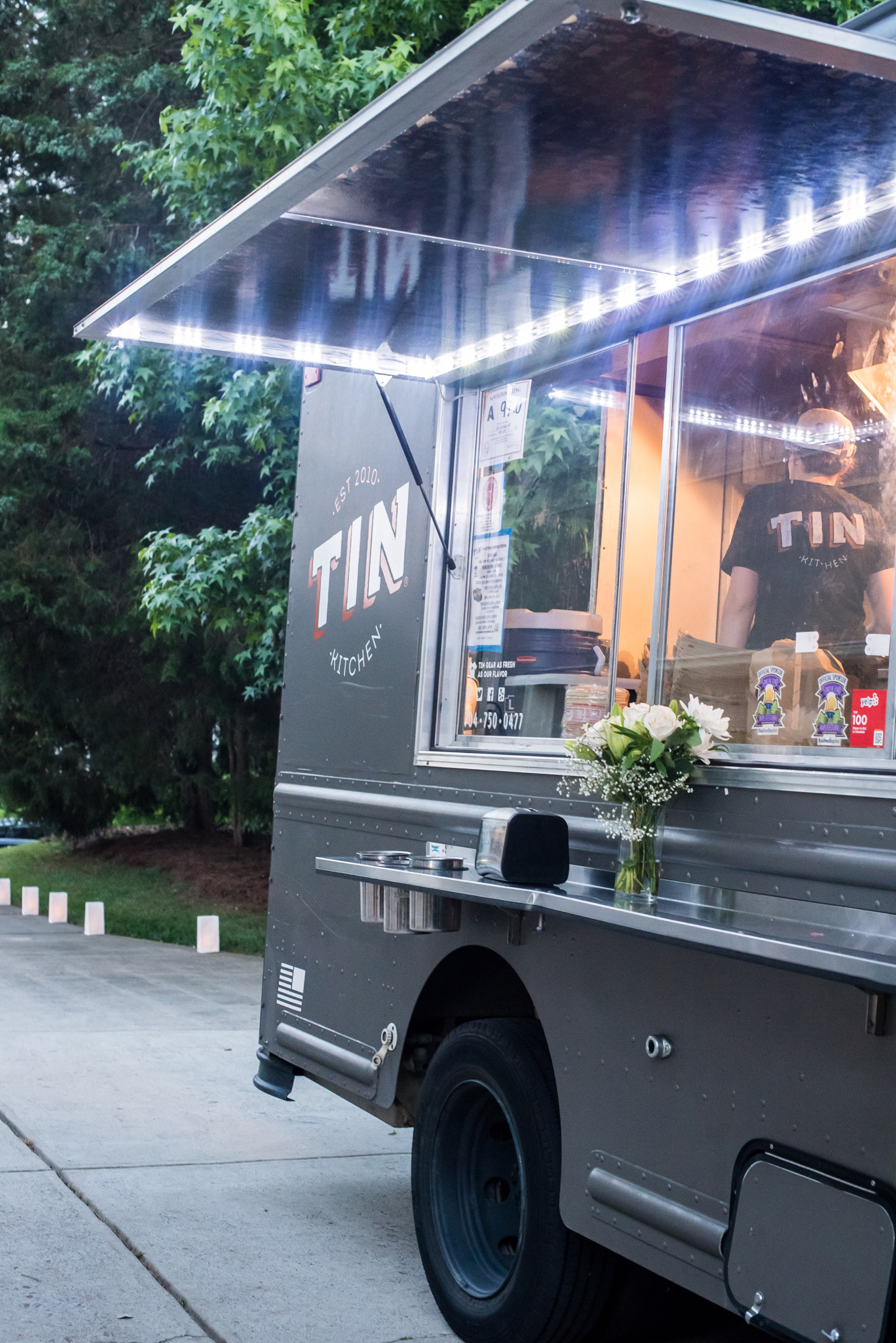 food truck event food