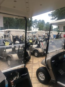 non-profit golf tournament