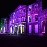 Exterior Venue Lighting   Event Hire UK
