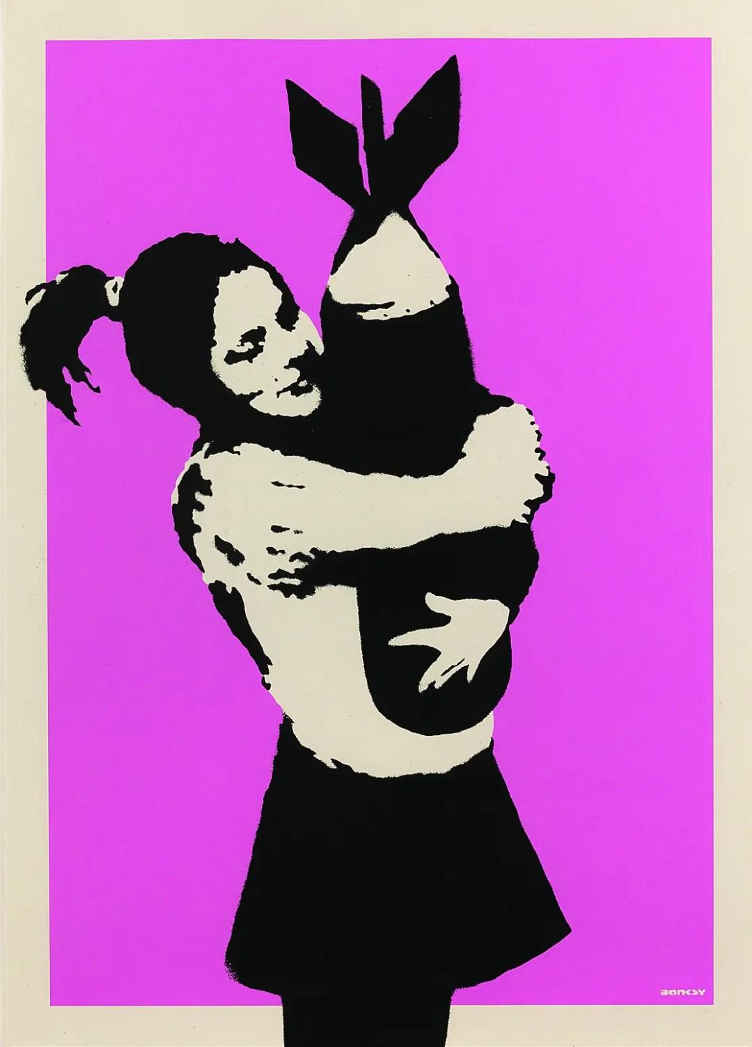 Bomb Hugger Bomb Love