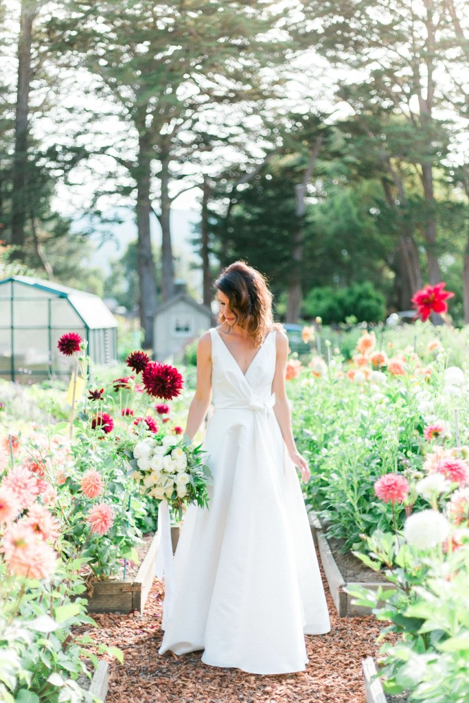 Event julep wedding planner natural garden wedding