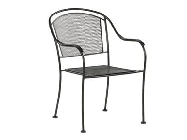wrought iron chair folding leg caps 7/8 eventmakers black