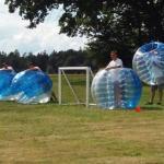 Camping-Erbenwald Sommerfest mit Bubblesoccer Turnier