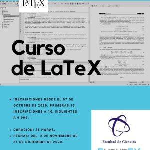 Curso de LaTeX - Asociación EventEX