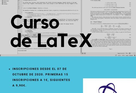Curso de LaTeX - Asociación EventEX