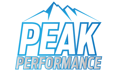 peak performance feature logo