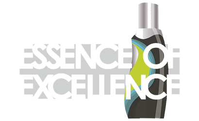 essense of excellence feature logo
