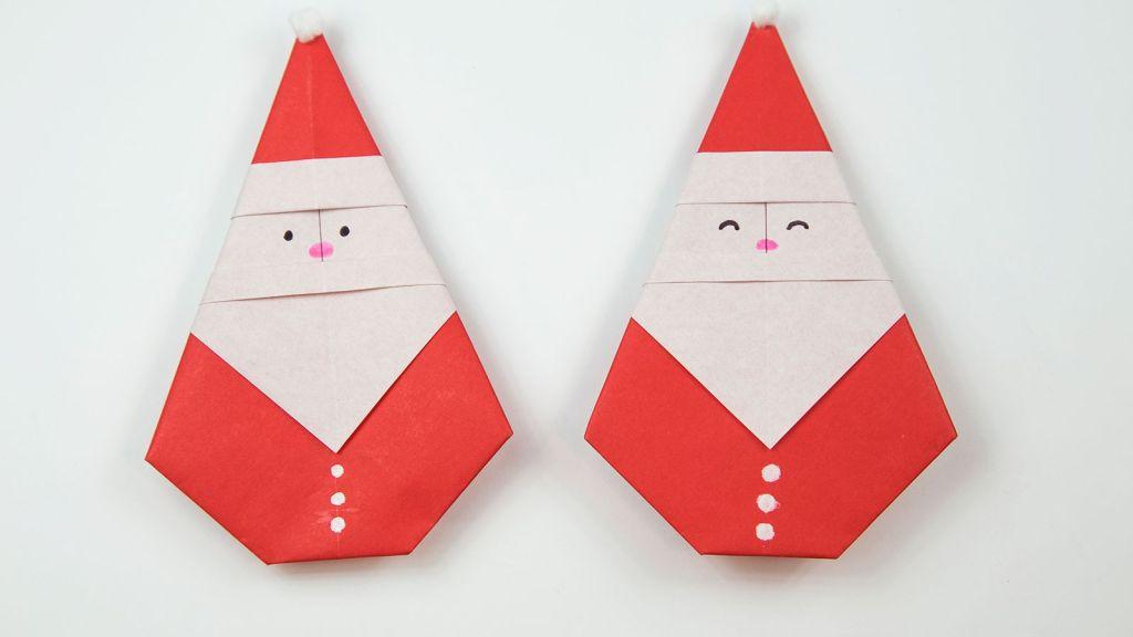 origami-santa