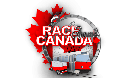 Work From Home Race Around Canada