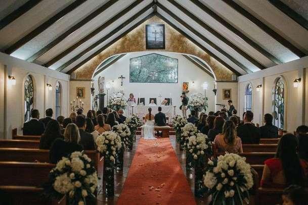 matrimonio católico, Iglesias para bodas en Bogotá