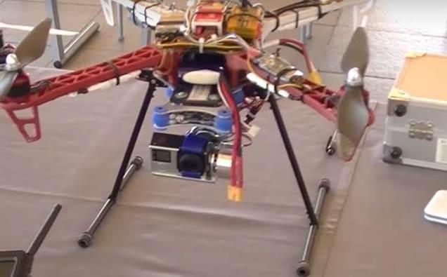 Drone Team y Drone race_12