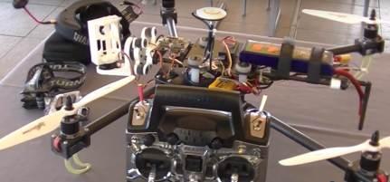 Drone Team y Drone race_13