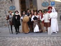 Gymkhana Tour Madrid de los Asutrias