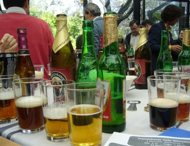 Cata de Cervezas realizada en Cabaña Marconi _4