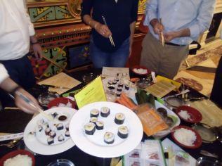 Taller de Sushi en el Palacio de Santoña _14