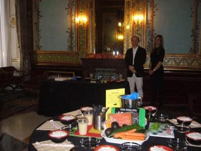 Taller de Sushi en el Palacio de Santoña _4