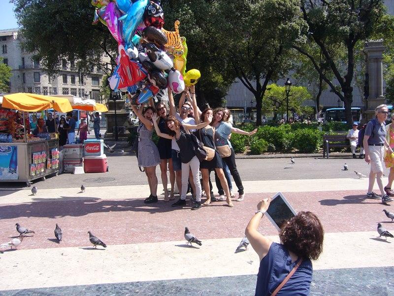 Gymkhana con tablets por Barcelona Express_33