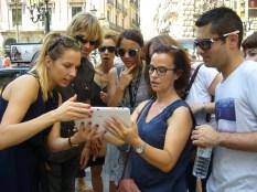 Gymkhana con tablets por Barcelona Express_36