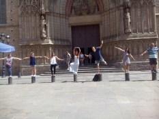 Gymkhana con tablets por Barcelona Express_7