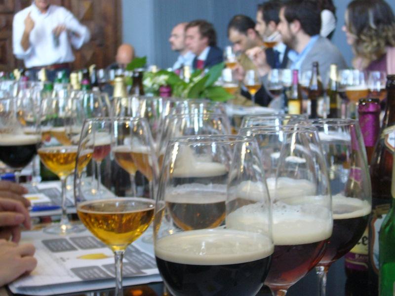 Cata de Cervezas en el Palacio de Cibeles _14_